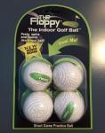 The Floppy 4 ball pack